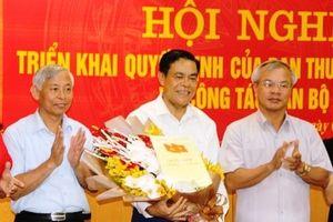 Hà Tĩnh: Điều động, bổ nhiệm nhân sự mới Ban nội chính Tỉnh ủy, Công an, Bộ đội Biên phòng tỉnh