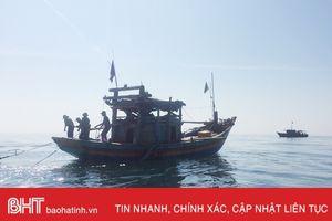 Hà Tĩnh 'tuyên chiến' với hành vi khai thác hải sản hủy diệt