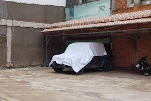 Cần Thơ: Tìm được chiếc 'siêu xe' nghi mang biển số quân đội giả