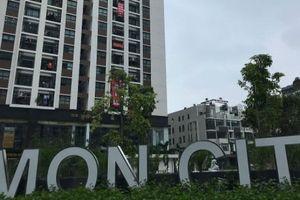 Chủ đầu tư HD Mon City dọa chế tài cư dân vì treo băng rôn phản đối