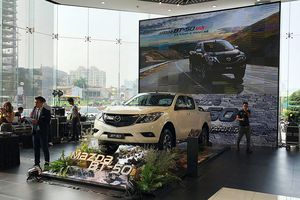 Mazda BT-50 trở lại thị trường Việt, thêm phiên bản mới, giá bán tốt hơn