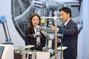 Robot hợp tác giúp tăng năng suất lao động