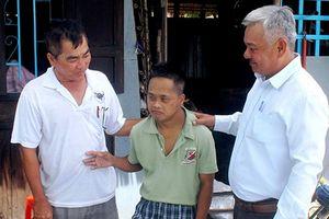 Hậu Giang: Quan tâm chăm lo cho nạn nhân bị nhiễm chất độc da cam