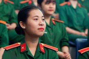 Nhiều thí sinh thủ khoa trường quân đội đến từ Hòa Bình, Lạng Sơn
