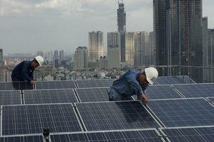 TP. Hồ Chí Minh khuyến khích sử dụng điện bằng năng lượng mặt trời