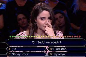 Người chơi phí 2 trợ giúp cho câu hỏi: 'Vạn Lý Trường Thành của Trung Quốc ở nước nào?'