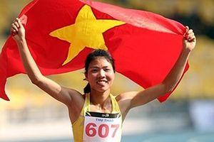 Nhà vô địch nhảy xa châu Á Bùi Thị Thu Thảo: Cho lần cuối trọn vẹn