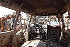Saudi Arabia nã tên lửa vào xe bus chở học sinh khiến 43 trẻ em thiệt mạng
