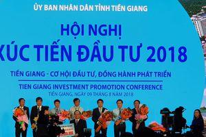 Tiền Giang sẽ là xung lực quan trọng của đoàn tàu kinh tế vùng Đồng bằng sông Cửu Long