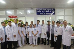 Bệnh viện Chợ Rẫy thành lập đơn vị tuyến vú