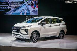 Ảnh chi tiết Mitsubishi Expander vừa được ra mắt tại Việt Nam