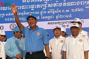 Thủ tướng Campuchia gửi thư cảm ơn Thủ tướng Việt Nam