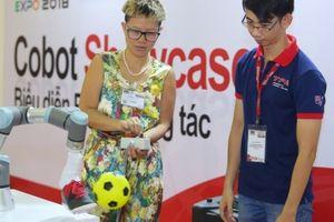 Nhà sản xuất Universal Robots công bố mở rộng kinh doanh tại thị trường Việt Nam