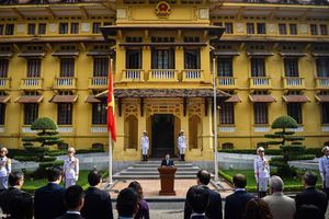 ASEAN là một ưu tiên trong chính sách đối ngoại của Việt Nam