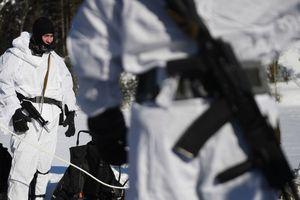 Bốn quân nhân Nga thiệt mạng trong vụ lở tuyết