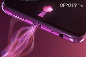 Oppo F9 Pro: 2 giờ đàm thoại chỉ sau 5 phút sạc