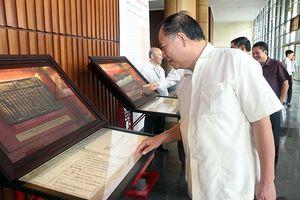 Địa giới hành chính Việt Nam qua Di sản tư liệu thế giới và tài liệu lưu trữ quốc gia