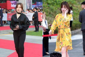 'Nàng Cỏ' Goo Hye Sun lột xác ngoạn mục sau khi tăng 10 kg