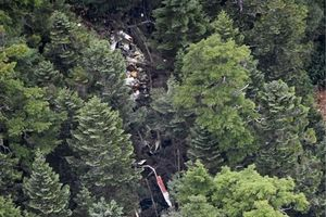 Rơi trực thăng cứu hộ chở 9 người ở Nhật Bản