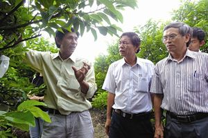 Gặp người nông dân hiện đại