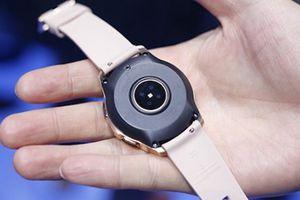 Cận cảnh đồng hồ thông minh Samsung Galaxy Watch vừa ra cùng Note9