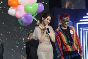 Hành động của Hari Won khiến Trấn Thành muốn ném búa