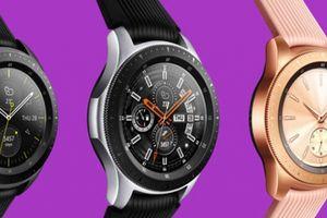 Đã có giá Samsung Galaxy Watch: Vừa rẻ vừa đẹp