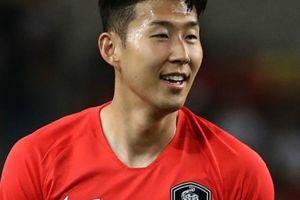ASIAD 18: Hàn Quốc để dành Son Heung-min cho trận gặp... Việt Nam