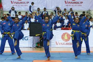 Ngắm các nữ võ sĩ vovinam Đông Nam Á vừa xinh vừa giỏi