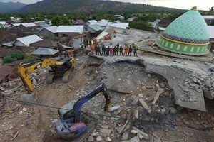 Hậu quả khủng khiếp trận động đất tại Indonesia, 380 người chết