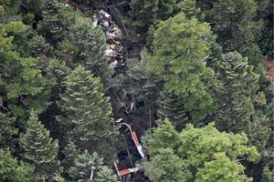 Nhật Bản: Rơi trực thăng cứu hộ, ít nhất 8 người thiệt mạng