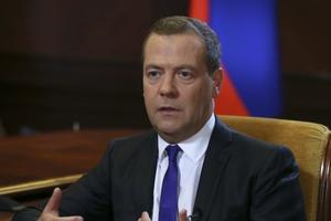 Thủ tướng Nga Dmitry Medvedev: Mỹ đã tuyên bố chiến tranh kinh tế