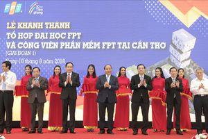 Thủ tướng Chính phủ Nguyễn Xuân Phúc làm việc tại Cần Thơ