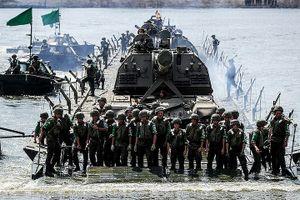 Công binh Nga phô diễn kỹ thuật điêu luyện tại hội thao quốc tế