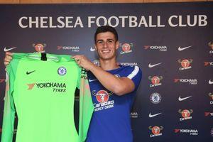 Thủ thành đắt giá nhất thế giới tiết lộ lý do gia nhập Chelsea