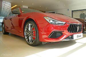 Chi tiết Maserati Ghibli Gransport 2018 giá 7 tỷ đồng vừa về Việt Nam