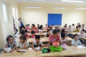 Lãnh đạo Hà Nội thừa nhận về sự quá tải sĩ số học sinh