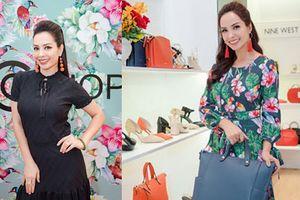 Yaya Trương Nhi và Bella Mai cùng dịu dàng khi dự sự kiện