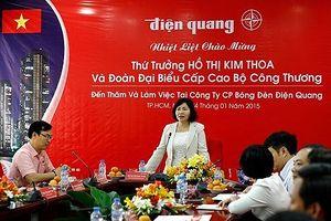 DQC nhà cựu Thứ trưởng Hồ Thị Kim Thoa giảm lợi nhuận, tiền trả nợ tăng