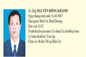 Khởi tố, bắt tạm giam cựu Bí thư Thị ủy Bến Cát, tỉnh Bình Dương