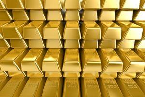 Vàng cũng 'chết' vì cuộc chiến thương mại