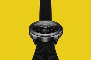 Samsung giới thiệu đồng hồ thông minh Galaxy Watch mới