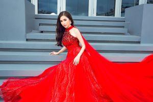 Á hậu Thanh Trang nhận lời làm giám khảo Hoa hậu các quốc gia 2018
