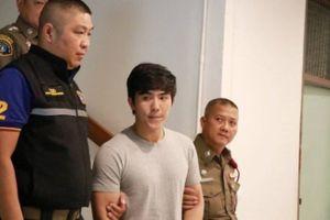 Tài tử nổi tiếng Thái Lan bị bắt tại phim trường vì liên quan đến vụ rửa tiền và lừa đảo gây chấn động