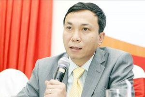 Ông Trần Quốc Tuấn chính thức tranh cử Phó Chủ tịch VFF