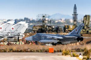 UAV tiếp cận căn cứ không quân Khmeimim của Nga ở Syria
