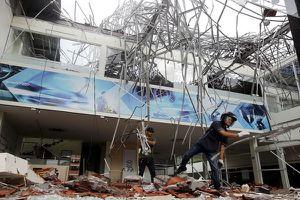 Indonesia: Trong trận động đất, số người chết tăng lên 381, trên 1.000 bị thương