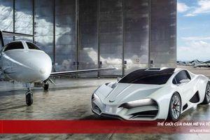 'Chim săn mồi' Milan Red giá gần 2,4 triệu USD có gì đặc biệt để thách thức Bugatti lẫn Koenigsegg?