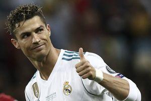 Real lên kế hoạch tổ chức trận tri ân Ronaldo