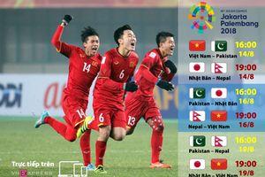 HLV Park Hang-seo phải thay cầu thủ ở Olympic Việt Nam